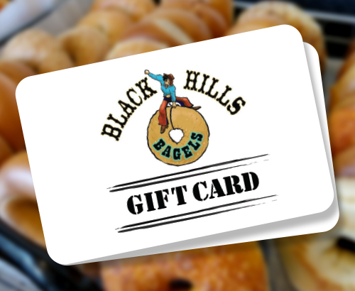 Give The Gift of Black Hills Bagels